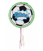 Speelgoed pinata voetbal