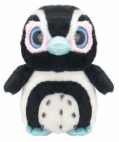 Speelgoed pinguin knuffel 17 cm
