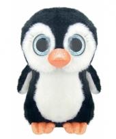 Speelgoed pinguin knuffel 27 cm