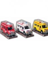 Speelgoed politiewagen 26 cm