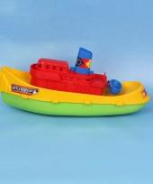 Speelgoed sleepboot voor kinderen