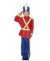 Speelgoed soldaatje pak