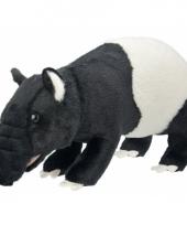 Speelgoed tapir knuffel 30 cm