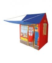 Speelgoed tent postkantoor