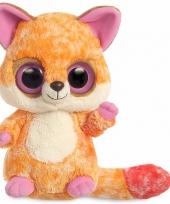 Speelgoed vos knuffel 28 cm