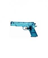 Speelgoed waterpistool doorzichtig 10053365