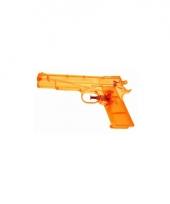 Speelgoed waterpistool doorzichtig 10070365