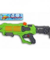 Speelgoed waterpistool met pomp 58 cm
