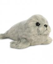 Speelgoed zeehond knuffel 20 cm