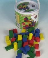 Speelgoedblokken ton