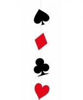 Speelkaarten casino hanger