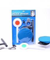Speelset politie