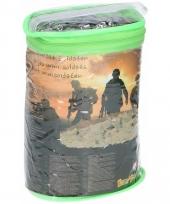 Speelset soldaten plastic 300x