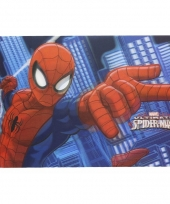Spiderman 3d placemat type 4