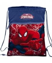 Spiderman gymtas 34 cm