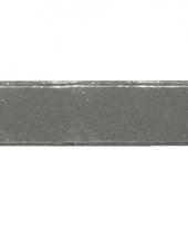 Spiegel mozaiek stenen zilver