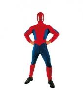 Spinnenheld jumpsuit voor volwassenen