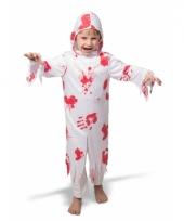 Spoken outfit met bloed voor kinderen