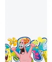 Spongebob tafelkleed 120 x 180 cm