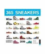 Sportschoenen kalender 2019