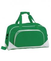 Sporttas groen 42 cm