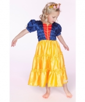 Sprookjesprinsessen jurkje voor meisjes