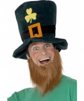 St patricks day groene hoed