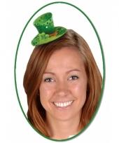 St patricks day hoedjes voor dames