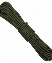 Stevig outdoor touw koord 15 meter 10089321
