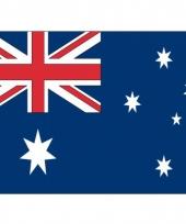 Stickers van de australische vlag