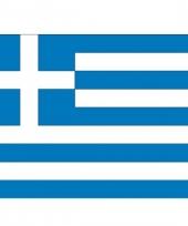 Stickers van de griekse vlag