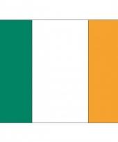 Stickers van de ierse vlag