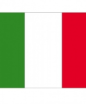 Stickers van de italiaanse vlag