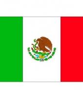 Stickers van de mexicaanse vlag