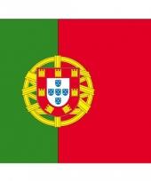 Stickers van de portugese vlag