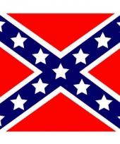 Stickers van de usa rebel vlag