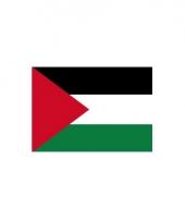 Stickers van de vlag van palestina