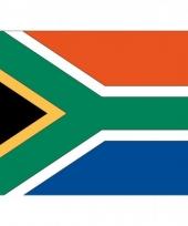 Stickers van de zuid afrikaanse vlag