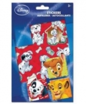 Stickertjes disney dalmati rs