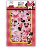 Stickertjes minnie mouse