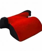 Stoelverhoger voor kinderen rood 39 x 16 5 cm