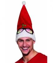 Stoere kerstman kerstmuts
