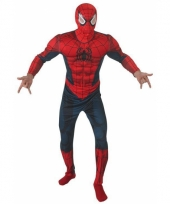 Stripheld spiderman kostuum deluxe