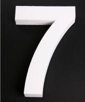 Styropor cijfer 7