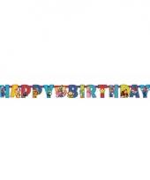 Super mario thema feest letterslinger