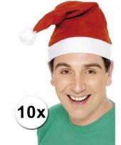 Super voordelige kerstmutsen 10x