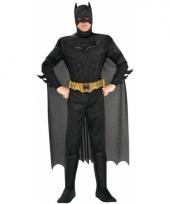 Superheld batman carnavalskleding