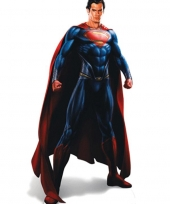 Superheld cutout bord superman