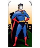 Superheld fotobord superman