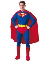 Superheld superman outfit heren
